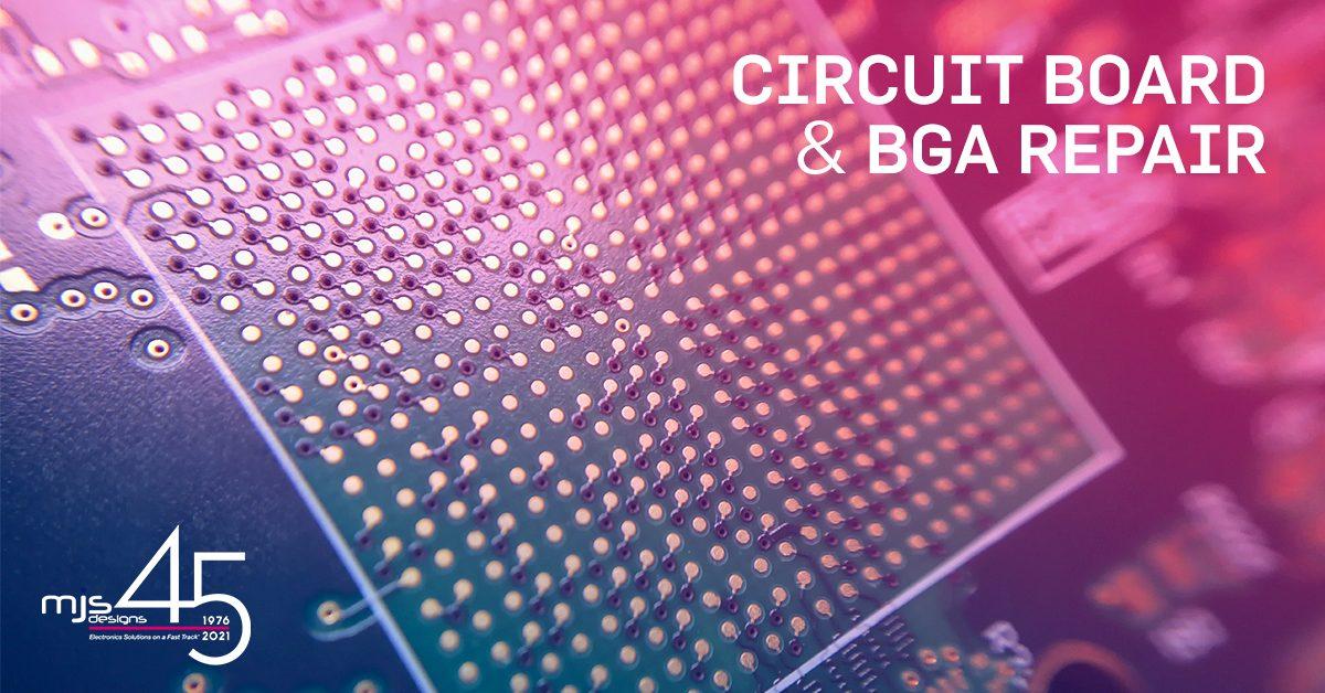 Circuit Board & BGA Repair